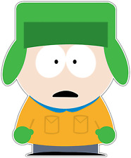 "Kyle Broflovski South Park Cartoon Car Bumper Window Vinyl Sticker Decal 4""X5"""