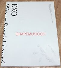 EXO 2016 WINTER SPECIAL ALBUM For Life K-POP 2 CD + PHOTOCARD + 2 POSTER IN TUBE