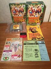 Japanese Nintendo 64 Game - Donkey Kong 64 & Expansion Pak - N64 Japan NTSC J