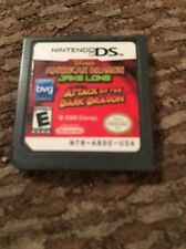 Disney's American Dragon: Jake Long, Attack of the Dark Dragon DS DSi