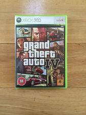 Grand Theft Auto IV (4) for Xbox 360 *Manual and Map Included*