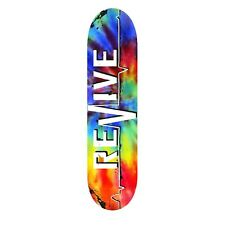 ReVive Lifeline Skateboard Deck - Tie Dye 8.0""