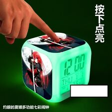 Anime Alarm Clock.Yuji Sakai.Shakugan no Shana.Colorful Light Shifting.Cosplay