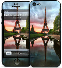 Gelaskin Gelaskins iPhone 5 5S Trey Ratcliff Reflections On The Eiffel Tower