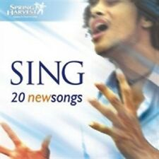 SING 20 NEW SONGS, SPRING HARVEST, VARIOUS ARTISTS NEW