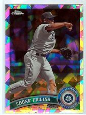 2011 Topps Chrome Atomic Refractor #/225 - CHONE FIGGINS [147] - SEA Mariners