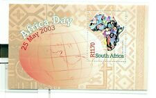 MAPPE - MAPS RSA 2003 Africa Day block