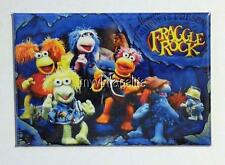 "MUPPETS FRAGGLE ROCK  Metal LUNCHBOX   2"" x 3"" Fridge MAGNET ART"