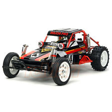 Tamiya 1:10 Wild One Clear Body w/Roof Driver Figure EP RC Cars Buggy #11825729
