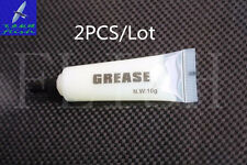 (2Pieces/Lot) Solid Lube Grease Lubricant For Gear RC Helicopter Gear Car Baot