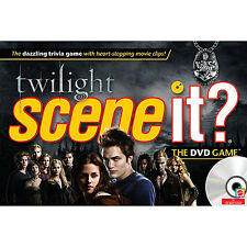 SCENE IT? TWILIGHT SAGA - NEW DELUXE EDITION - GREAT CHRISTMAS GIFT