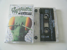 THE WILDHEARTS SICK OF DRUGS CASSETTE TAPE 4 TRACK EP WARNER MUSIC 1996