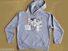 1D ~ ONE DIRECTION screenprinted fleecy Hoodie  ~ NEW  Size M
