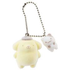 Pom Pom Purin Ball Chain Mascot Keychain Frocky ❤ Sanrio Japan