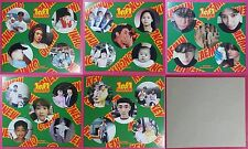LOT of 5 SHINee Official Photocard 1 of 1 5th Album Full Set Photo Card 샤이니