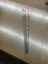 Easton Arrow Ion Carbon Pink 4 600 Spine 6.4 Gpi 23 1/2""