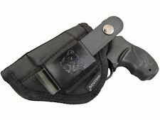 "Hand Gun Hip Belt Holster For 2"" 5 Shot 38 Special Revolver"