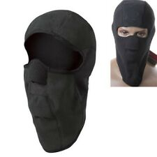 Motorcycle Thermal Fleece Balaclava Neck Winter Ski Full Face Mask Cover Hat Cap