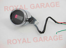 new customised RPM meter for royal BIKES avenger harley chopper bobber 25