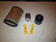 Triumph Speedmaster EFI Service Kit Oil Filter Fuel Genuine Air Filter Plugs 865