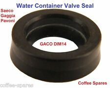 Spidem Water Container Valve Seal Dim14 for Automatic Coffee Machine - see list