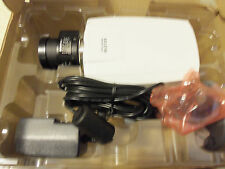 AXIS IP network web POE 211M security surveillance cam camera in original box