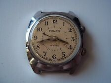 Poljot Alarm Russian windup watch. 18 jewels. Pre-owned.