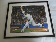 JOBA CHAMBERLAIN YANKEES SIGNED A FRAMED 16X20 PHOTO COA & HOLO STEINER SPORTS