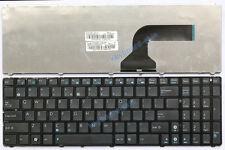 NEW ASUS N53 N53J N73 N73J series laptop BLACK KEYBOARD chiclet