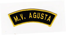 MVAgusta Shoulder Embroidered Patch