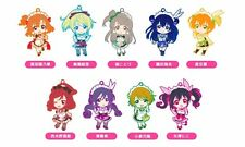 Nendoroid Plus Trading Rubber Straps Love Live! 04 BOX Set Good Smile Company