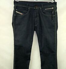 DIESEL JEANS  **PADDOM**  WASH 0088Z size W32 L32 BLUE made in ITALY