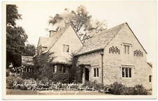 Real Photo Postcard Rose Cottages in Dearborn, Michigan~106503