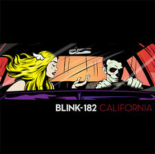 "blink-182 - California (Black) (NEW 12"" VINYL LP)"