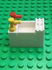 1 x Lego Custom Made Belfast Style Sink - NEW - FREE P&P