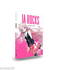 1st PLACE VOCALOID3 Library IA ROCKS ARIA ON THE PLANETES Win Mac Japan NEW