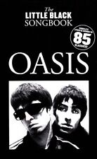 Oasis The Little Black Songbook Sheet Music Chords Lyrics The Little B 014004637