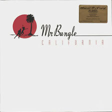 Mr. Bungle California  White Vinyl Numbered Limited Edition Only 2,000 Made Mike