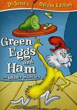 Dr. Seuss's Green Eggs and Ham and Other  (2012, REGION 1 DVD New) WS/Deluxe ED.