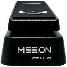 Mission Engineering EP1-L6 Expression Pedal for Line 6 Pod HD Firehawk DL4 Black
