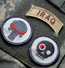 PRIVATE MILITARY CONTRACTORS DIPLOMATIC SECURITY 3-TAB: IRAQ Punisher Terminator