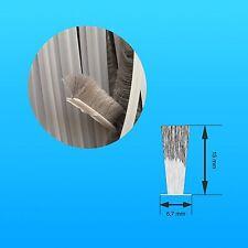 joint-brosse d'étanchéité autoadhésif 15mm Poils, Vente au mètre