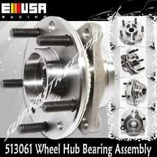Front Wheel Hub Bearing for 94-97 Chevy S10 92-96 GMC Jimmy S15 4WD 513061