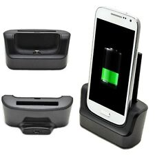 Dual Sync USB Charger Dock Station Cradle For Samsung Galaxy S4 Mini i9190 i9195