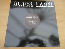 """JASON NEVINS PRESENTS RIO CALLING/ETERNAL JOY Vinyl 12"""" 1993 Deep House BLACK004"""