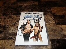 The Story Of ANVIL Rare Authentic Band SIGNED DVD Lipps Robb Reiner Photos METAL