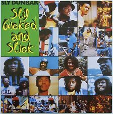 Sly Dunbar - Sly Wicked And Slick LP  2001  Virgin 7243 8 10327 1 8