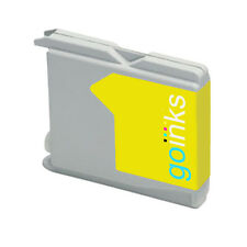 1 Yellow Ink Cartridge for DCP-135C DCP-540CN MFC-885CW MFC-660CN