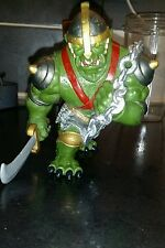 ELC (EARLY LEARNING CENTRE) TOWER OF DOOM LARGE TROLL/ORC/MONSTER (sword, chain)