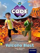 Project X Code: Forbidden Valley Volcano Blast, Middleton, Haydn